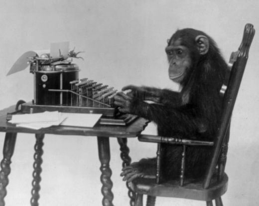 965px-Chimpanzee_seated_at_typewriter