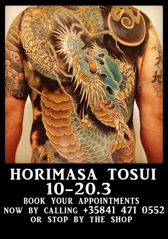 HORIMASA TOSUI 4